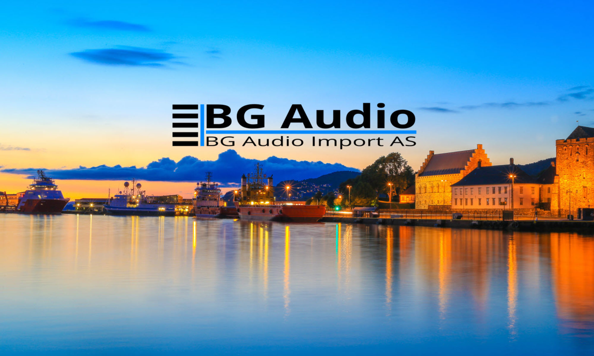 Bg Audio